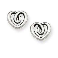 james avery love earrings - Google Search
