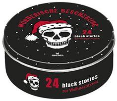 24 Black Stories mörderische Weihnachten Adventskalender