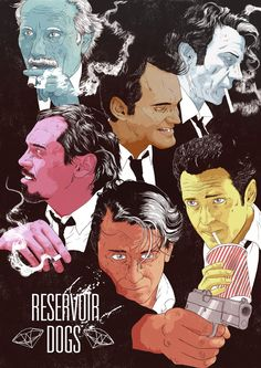 Reservoir Dogs by James Fenwick