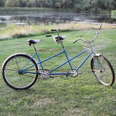 Schwin Bicycle Built for Two