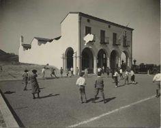 Malaga Cove in Palos Verdes California 1920's.