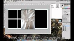 Photoshop Tutorial: How To Create an Album Design or Template
