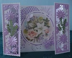Butterfly Cards, Flower Cards, Pretty Cards, Cute Cards, Acetate Cards, Marianne Design Cards, 3d Cards, Easel Cards, Mothers Day Cards