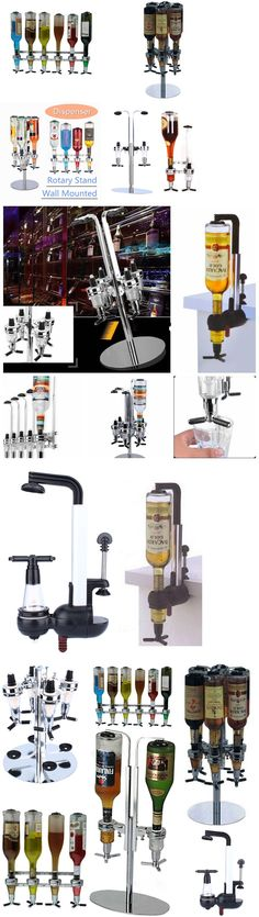 Liquor and Beer Dispensers 103429: Bar Butler Wall Mounted Wine Alcohol Liquor Cocktail Beer Shot Dispenser Bottle -> BUY IT NOW ONLY: $31.22 on eBay!