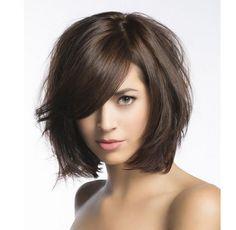 Półdługie fryzury 2016 - katalog trendów