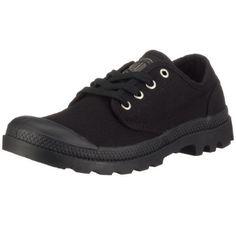 Palladium Pampa Oxford, Herren Sneakers, Schwarz (Black/Black), 44.5 EU (10 Herren UK) - http://on-line-kaufen.de/palladium/44-5-eu-palladium-pampa-oxford-herren-sneakers