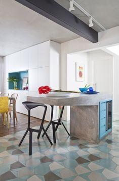 Apartamento Capela,©  Maira Acayaba
