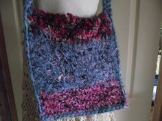 Easy+Crochet+Bag | Crochet Pattern Easy Crochet Pattern Crochet Bag