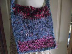 Easy+Crochet+Bag | Crochet Pattern Easy Crochet Pattern Crochet Bag
