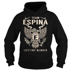 Team ESPINA Lifetime Member - Last Name, Surname T-Shirt #name #tshirts #ESPINA #gift #ideas #Popular #Everything #Videos #Shop #Animals #pets #Architecture #Art #Cars #motorcycles #Celebrities #DIY #crafts #Design #Education #Entertainment #Food #drink #Gardening #Geek #Hair #beauty #Health #fitness #History #Holidays #events #Home decor #Humor #Illustrations #posters #Kids #parenting #Men #Outdoors #Photography #Products #Quotes #Science #nature #Sports #Tattoos #Technology #Travel…