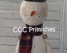 Patrón primitivo Navidad primitiva reunión de por CCCPrimitives