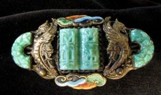 Neiger Chinese Style Brooch