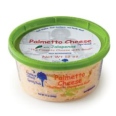 Palmetto Cheese listed as one of Southern Living's Favorite Mail-Order Pimento Cheese...go PC!!