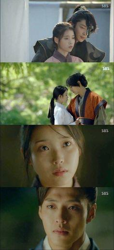 """Scarlet Heart: Ryeo"" Lee Joon-ki VS Kang Ha-neul, who is IU's lover?"