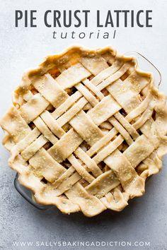 Inspiring pie crust