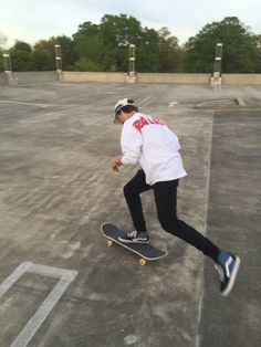 """the """"if you were into skate clothes since a kid"""" inspo album."""