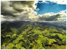 #Cantabria desde un #drone