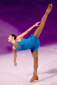 Mirai Nagasu of the United States performs at the Exhibition Gala following the Olympic figure skating competition at Pacific Coliseum on February 27, 2010 in Vancouver, Canada. (Feb. 26, 2010 - Source: Matthew Stockman/Getty Images North America)