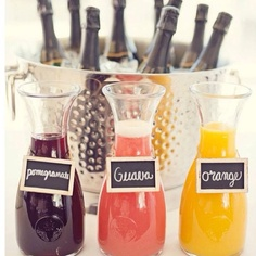 Champagne & Juice  From www.cocodaydream.com