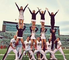 This is creative... cheer