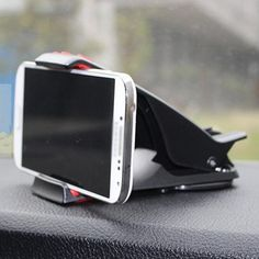Universal Car Dashboard Phone Holder Mount Cradle Stand Soporte Movil suporte celular carro for iphone 4s 5s 6 Samsung Galaxy S6