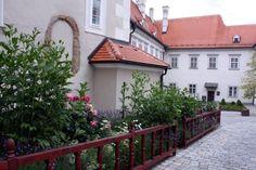 Klostergärten in Niederösterreich - der Manierismusgarten in Klosterneuburg  ... #frühjahr