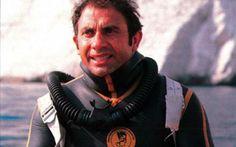 Albert Falco - Chief Diver of the Calypso