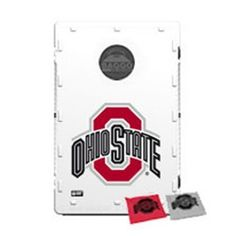Ohio State University Buckeyes Baggo Cornhole Corn Hole Game  My grandson would love this!!