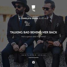 gentlemen guide