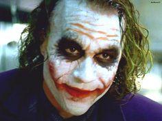 Heath Ledger the best Joker ever!!!!!
