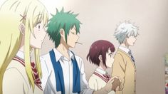 Yamada-kun to 7-nin no Majo (and the Seven Witches)