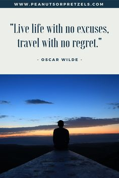 If I'm having a rough day at work or feeling a bit stressed and overwhelmed with life in general, there's something about seeing travel quotes that settles me down and redirects my energy in a positive and uplifting way.