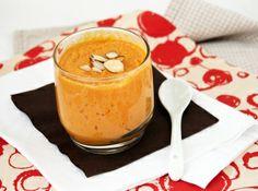 Pudding marchewkowy