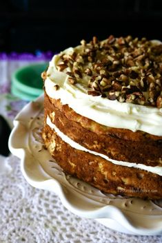 Hummingbird Cake - THM Crossover - Mrs. Criddles Kitchen