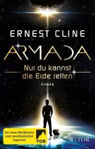 """Leserunde zu """"Armada"""" von Ernest Cline aus dem Fischer TOR Verlag. Jetzt mitmachen & gewinnen!"""