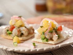 Shrimp Ceviche from FoodNetwork.com
