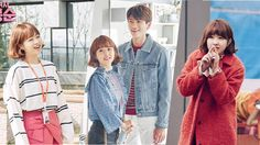 """A timeless love story in """"Strong Woman Do Bong Soon"""" between Ahn Min Hyuk (played by Park Hyung Sik)and Do Bong Soon (played by Park Bo Young)."""