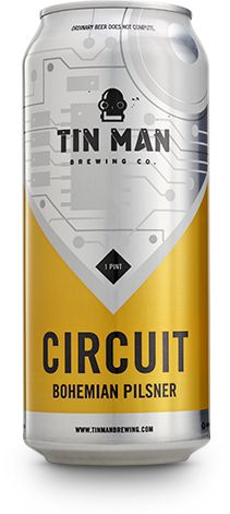Circuit | Bohemian Pilsner An enviromentally friendly brewery to visit
