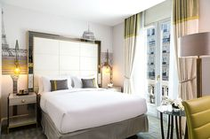 The Renovation of Paris: 5 Luxury Hotels | Projects | Interior Design