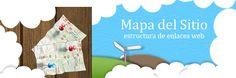 Qué es un Mapa del Sitio o Sitemap de una web?  Un Sitemap o Mapa del Sitio es la estructura de enlaces de páginas web que definirá la buena o mala navegación de un sitio web. Como veremos en este artículo, además un sitemap se puede usar para mejorar nuestro posicionamiento en motores de búsqueda.    Empezando por la página de Inicio hasta la página de contacto, todo sitio web debe tener un mapa para que la navegación del usuario web sea lo más fácil posible.