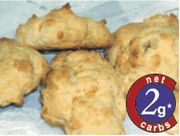 Carbquik Cheddar Cheese Biscuits low carb recipe