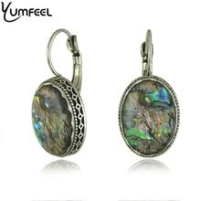 US $2.75 Fashion Jewelry Retro Antique Silver Plated Boho Jewelry Shell Earrings 5 Model Choice Woman Earrings. Aliexpress product