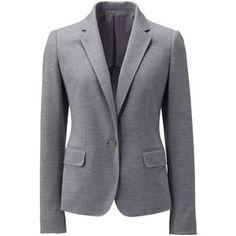Women Soft Tailored Jacket - Uniqlo - Polyvore