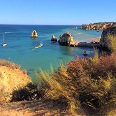 #Portugal #lagos camping #westcoastcampers #van #travel #praia #pinhao