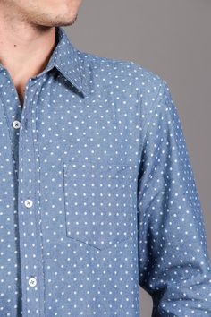 The Conselyea Button Down Shirt