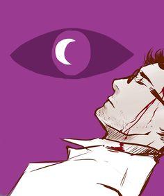 The night that Carlos fell