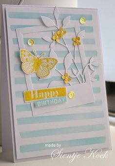...Just enjoy the little things in life...: Happy birthday: http://sientjesscrapblog.blogspot.nl/2014/09/happy-birthday.html