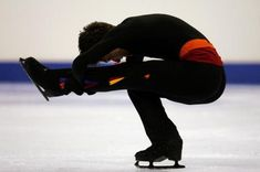 Exercises to Help Figure Skaters Do Sit Spins