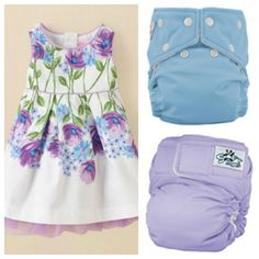 The Cloth Diaper Revival: Easter Outfits to match your cloth diapers! (Giveaway & Easter Egg Hunt!)