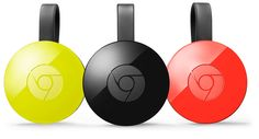Win a Chromecast Entertainment Pack from Google and iHeart Radio! (500 Winners)